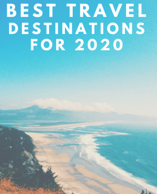 Best Travel Destinations for 2020