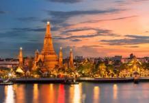 Cheap Flights from Toronto to Bangkok