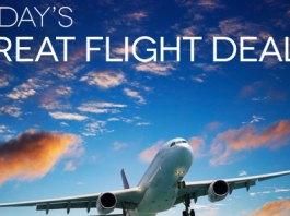 cheap flight deals