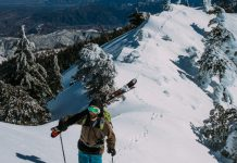 Cool Ski Accessories Including A GPS Tracking System