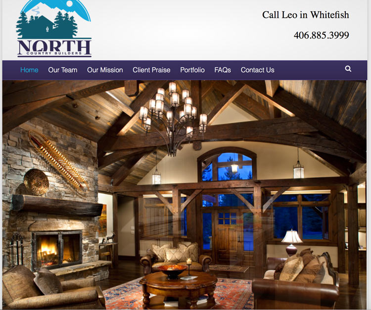 North-Country-Builders - Whitefish, Montana