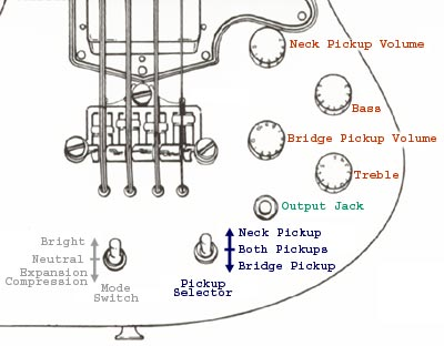 Standard Stratocaster Wiring Diagram, Standard, Free