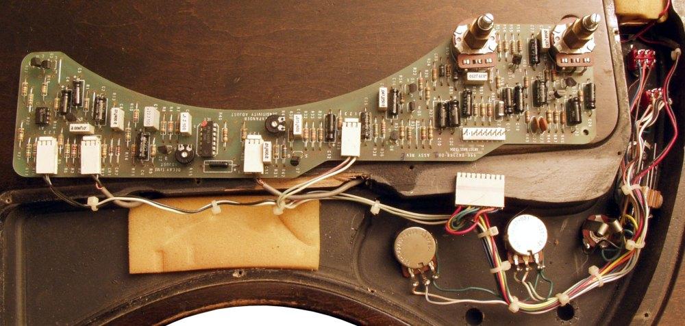 medium resolution of rd artist moog circuit board