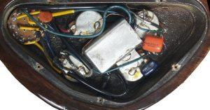 Gibson EB3 circuit image (series 1, early 1970s) >> FlyGuitars