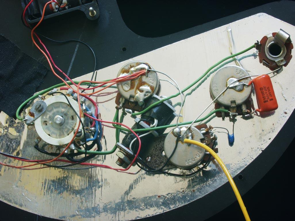 gibson guitar wiring diagrams rj45 wire diagram ripper bass circuit photographs gt flyguitars