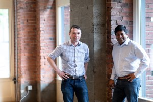 Flyhomes Founders Steve Lane and Tushar Garg