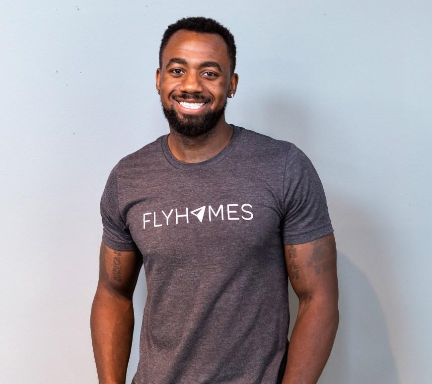 Flyhomes tour agent Larry