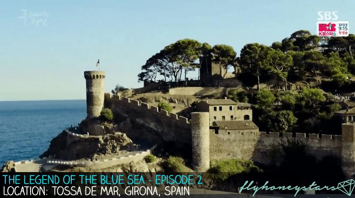legend-of-blue-sea-girona-tossa-de-mar