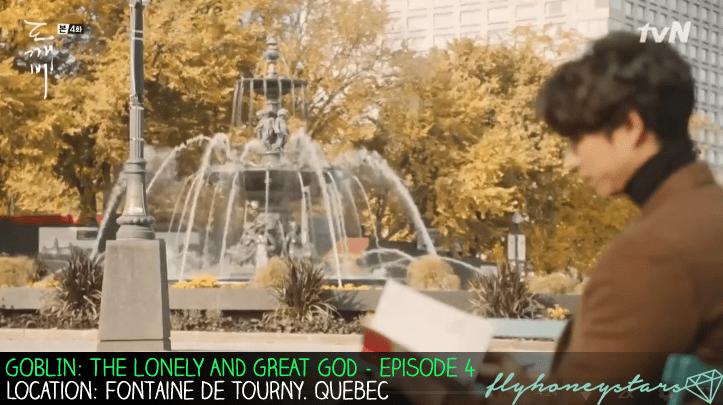goblin drama location cafe fountaine de tourny quebec 1