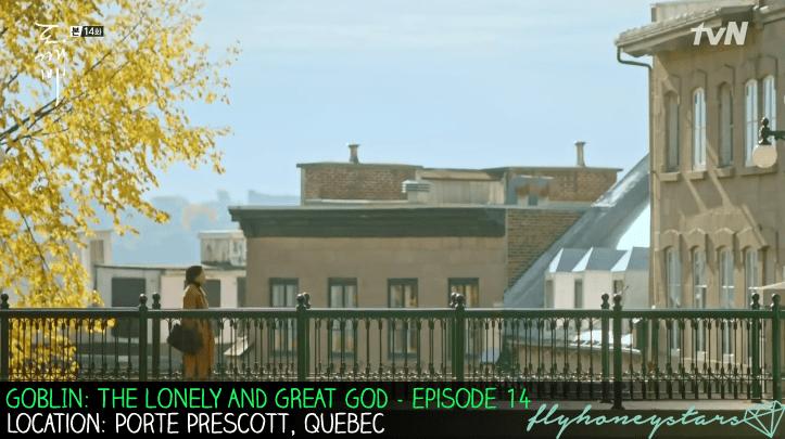 goblin drama location porte prescott quebec
