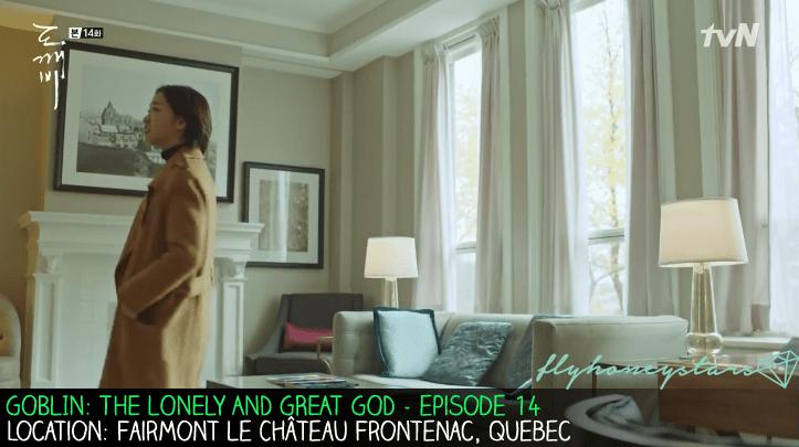 goblin drama locationFairmont Le Château Frontenac quebec 2