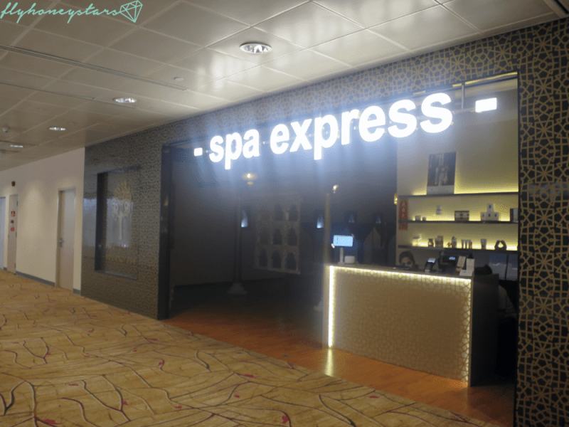 Spa Express at Changi Airport (Terminal 2) - Heaven on Earth Wellness