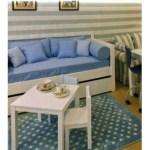 Le tapis chambre denfant etoiles Lorena Canals