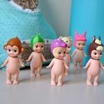Des petits anges adorables: les Sonny Angel (gros cadeau dedans!)