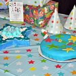 La sweet table d'anniversaire de babypunk