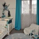 Une chambre d'enfant étoilée!