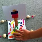 Atelier loisir créatif mère/fils avec Pandacraft.