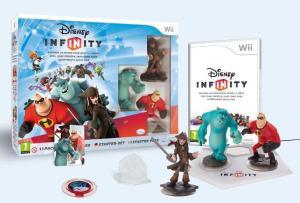 disney infinity pack wii