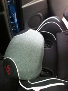 siège auto bouclier
