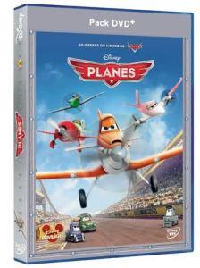 Sortie de Planes en DVD