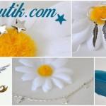 Une boutique de bijoux et une chasse aux oeufs made in 15 blogs!