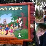 La forêt d'idéfix, des attractions pour les tout petits!
