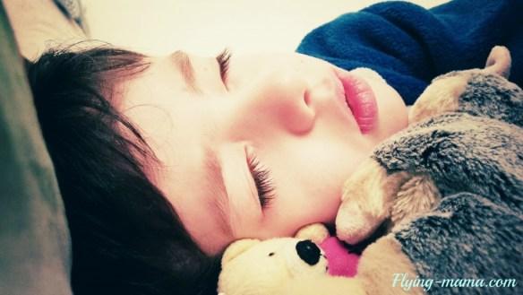 dormir avec mon enfant