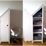 L'armoire de l'espace