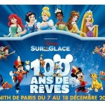 Un champion de patin à Disney on Ice