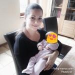 Snifer du bébé et ne pas pleurer