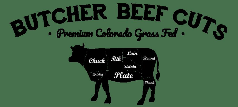 medium resolution of butcher beef cuts grass fed colorado beef