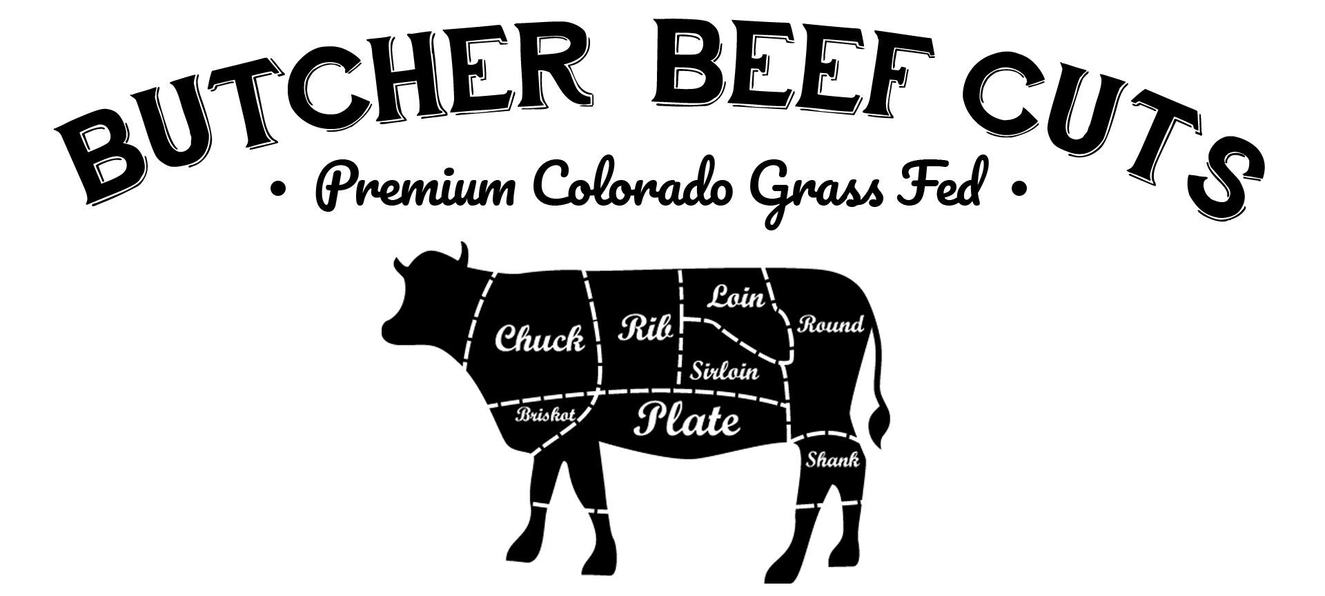 hight resolution of butcher beef cuts grass fed colorado beef