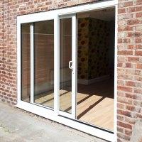 6ft uPVC Sliding Patio Doors | Flying Doors