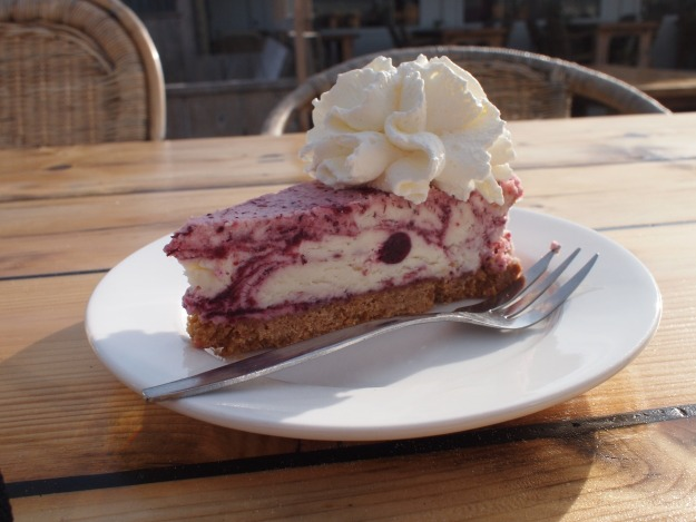 Terschelling Cranberry taart