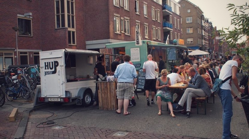 Hotspot Amsterdam Kanen bij ten Kate