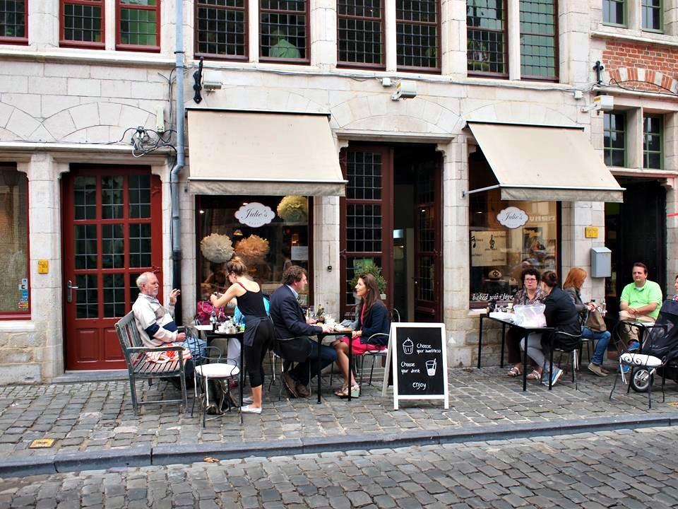 Julie's House Hotspot Gent Belgie
