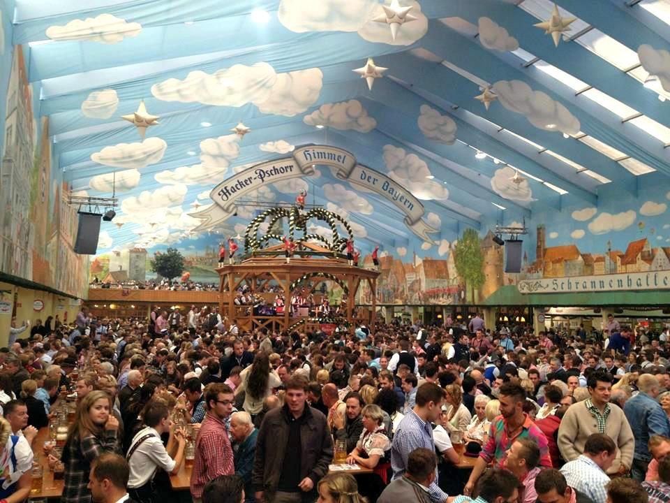 Oktoberfest Munchen bier festival 1