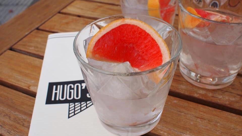 Cocktail Hotspot Amsterdam Hugo's bar kitchen