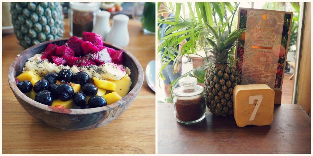 Cafe organic seminyak hotspot