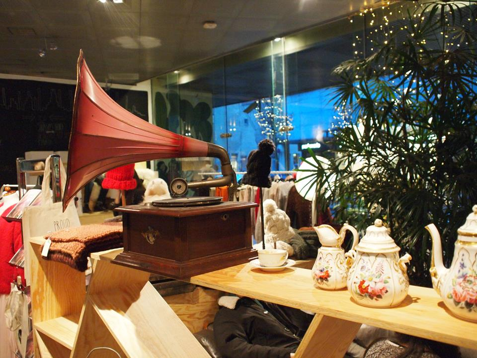 Koffie hotspots antwerpen Maurice coffee knits