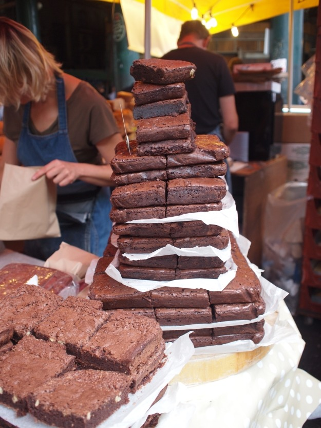 Borough Food Market - Brownies