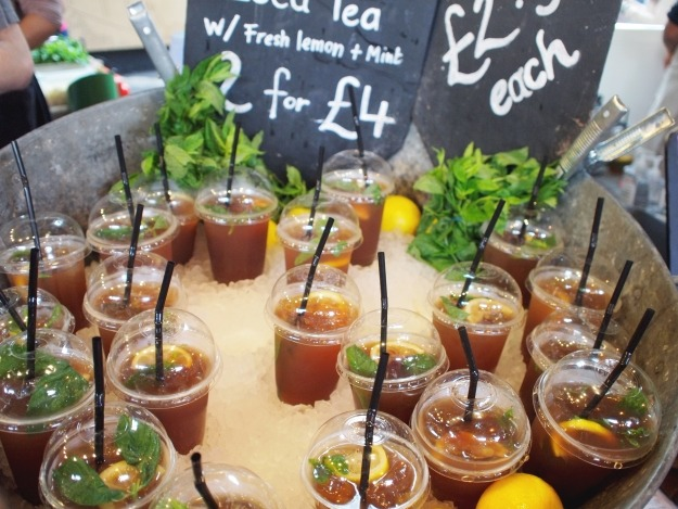 Borough Food Market - Ice Tea