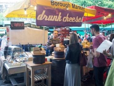 Borough Food Market - Kaas