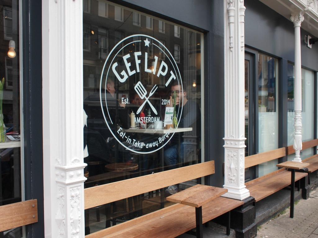 Hotspot Geflipt Amsterdam Burgers