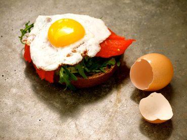 Het perfecte ei bakken