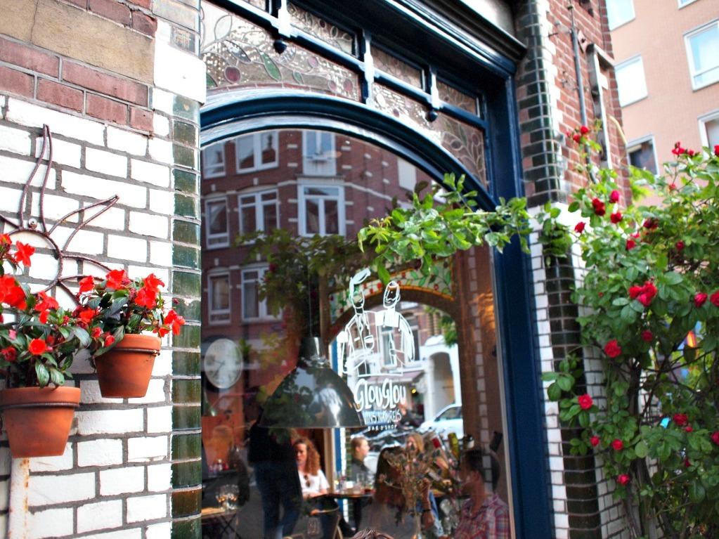 GlouGlou Franse Wijnbar in Amsterdam (de pijp)