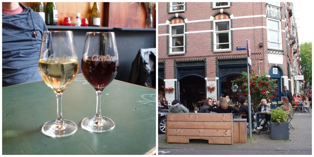 GlouGlou   Franse Wijnbar in Amsterdam