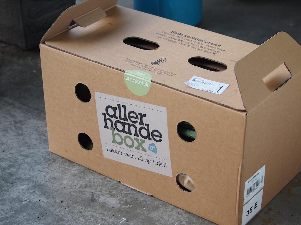 Allerhande Box bezorging