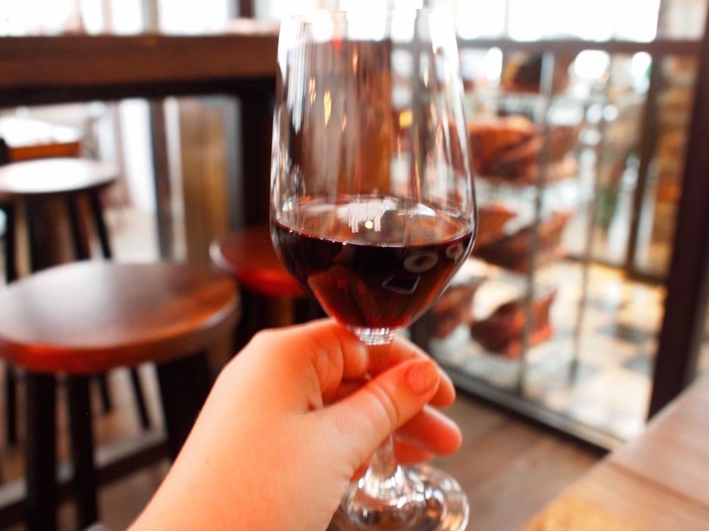 Wijnspijs Wandeling Wijn wandeling met eten