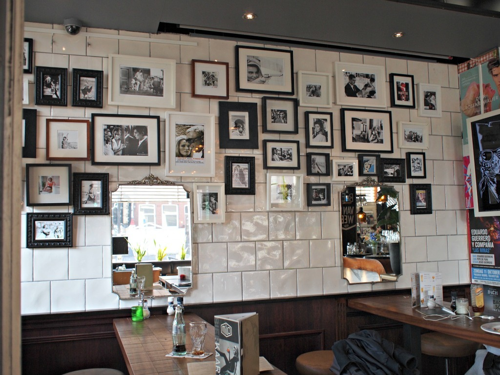 Caffe milo restaurant amsterdam oost